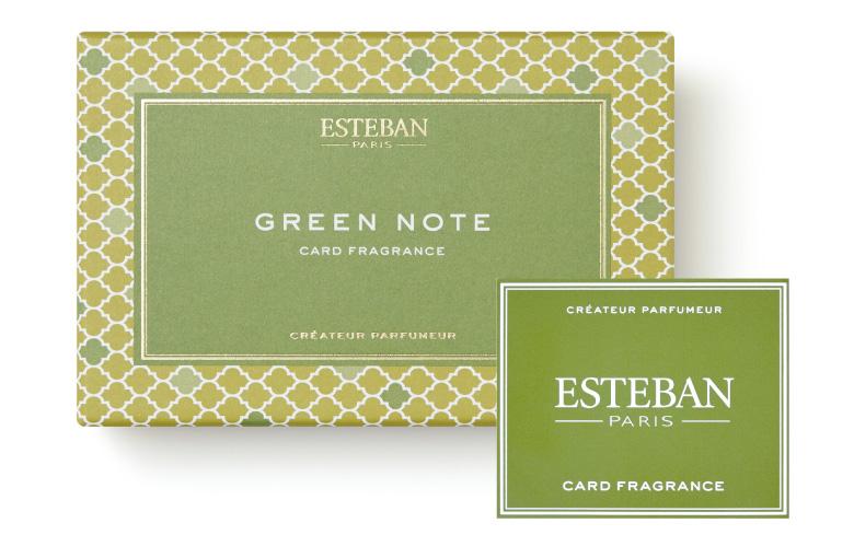 エステバン カード フレグランス